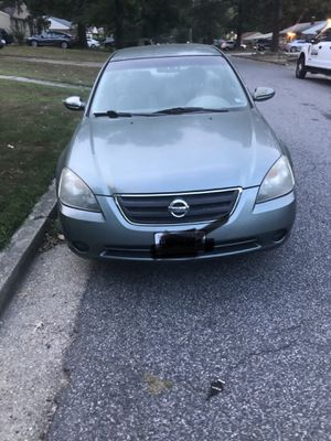 2002 Nissan Altima for Sale in Hopewell, VA