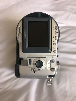 Sony camera with all cords for Sale in Tampa, FL
