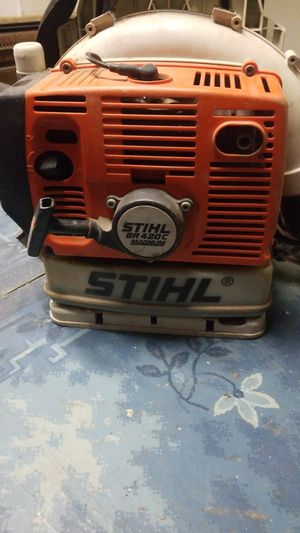 stihl backpack blower for Sale in Portland, OR