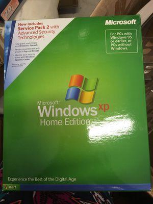 Microsoft Windows Home Edition for Sale in Riverside, CA