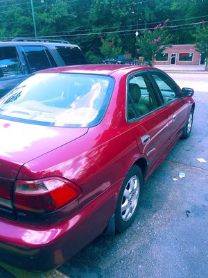 2001 Ex 4 door sedan Honda Accord for Sale in Morrow, GA