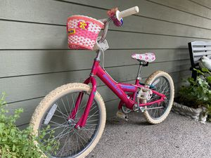 """Girl's Trek """"Mountain Lion"""" 20-inch Bicycle for Sale in Portland, OR"""