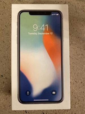 iPhone X 256gb for Sale in Saint Charles, MO