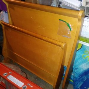 FREE. Extra Long Twin Bed Headboard Footboard Mattress Box Spring for Sale in Fairfield, CA