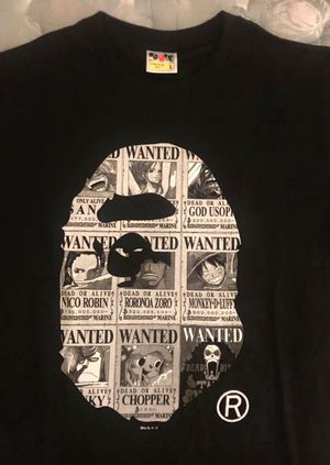 Bape x one piece for Sale in West Covina, CA