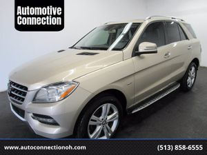 2012 Mercedes-Benz M-Class for Sale in Fairfield, OH