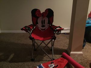 Minnie Mouse Kids Chair for Sale in Elizabeth, PA