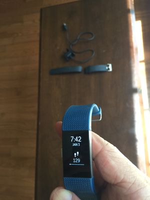 Fitbit Charge 2, $40 for Sale in Houston, TX