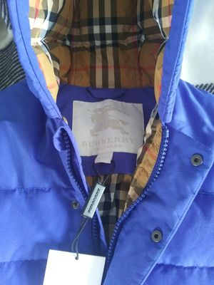 Burberry baby winter coat brand new w tags for Sale in Falls Church, VA