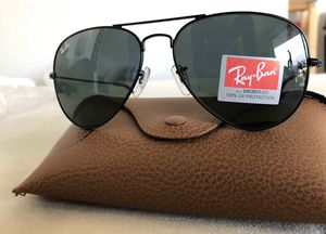 Brand New Authentic RayBan Aviator Sunglasses for Sale in Fort Worth, TX