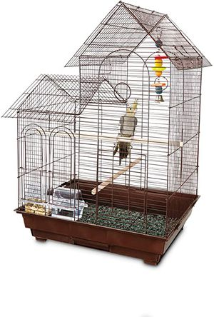 Cocktail Ranch House Bird Cage for Sale in Addison, IL