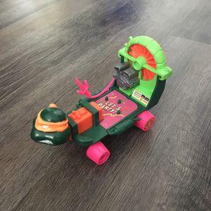 Tmnt Teenage Mutant Ninja Turtles Action Figure Cheapskate 2 Vintage for Sale in Peoria, AZ