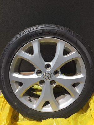 Tires for sale for Mazda 3. Set of 4 for Sale in Fresno, CA