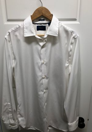 Fairlane Mens Large Dress Shirt (white) for Sale in Rock Hill, SC
