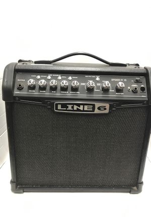 Line 6 spider IV 15 guitar amp for Sale in Dallas, TX