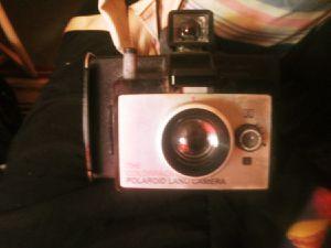 Vintage Polaroid camera good condition for Sale in Tulsa, OK