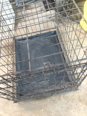 Bird and dog cage for Sale in Bloomington, CA