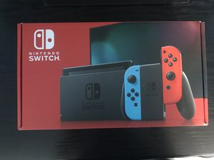 Nintendo switch Red and Blue joycons for Sale in Valley Stream, NY