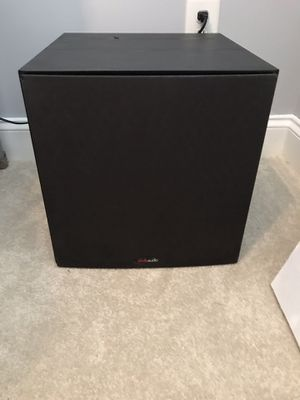"""Polk Audio Subwoofer - PSW Series 10"""" Active Subwoofer for Sale in Clayton, NC"""