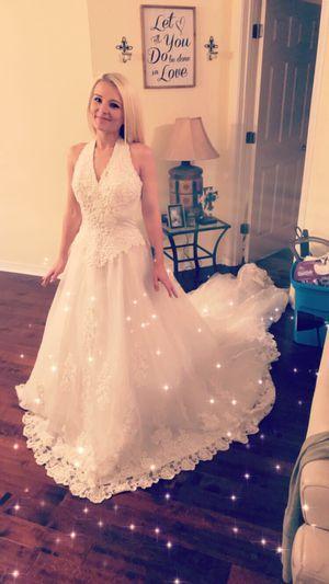 Wedding dress or prom dress for Sale in Foley, AL