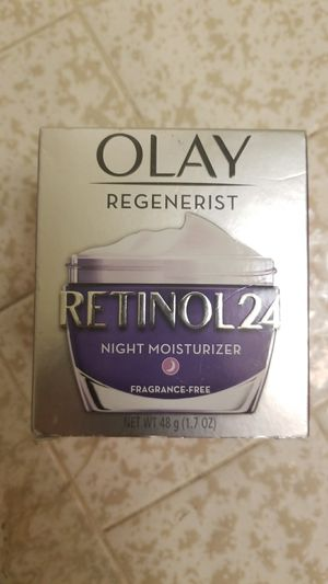 OLAY REGENERIST RETINOL 24 for Sale in Las Vegas, NV