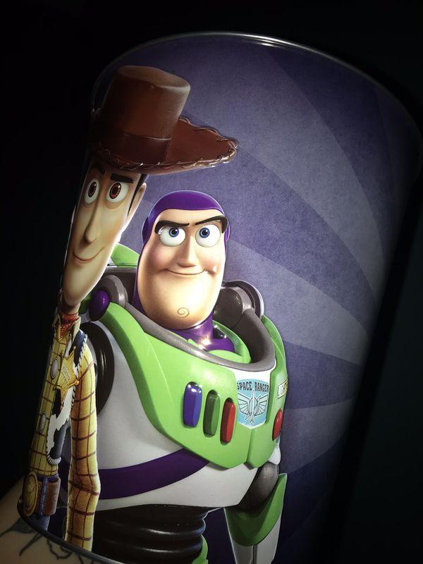 Toy Story 4 popcorn bucket