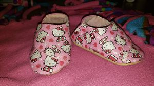 Sparkly Hello Kitty Stride Rite infant shoes for Sale in St. Louis, MO