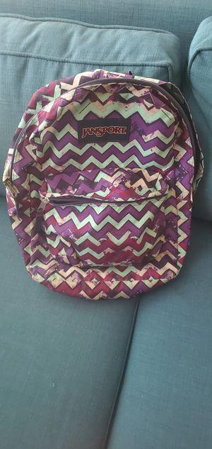 Jansport backpack for Sale in Chantilly, VA