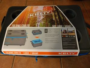 Collaspable Kelty Cooler 55 Liter / 36 Can for Sale in Salt Lake City, UT