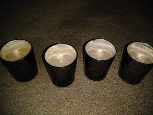4 candle with candle holders for Sale in Wichita, KS