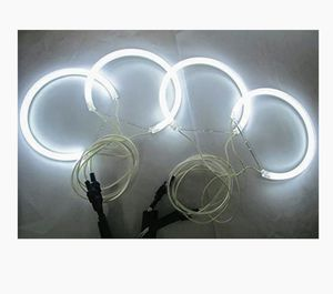 BMW E46 CCFL Xenon White Halo Rings Angel Eye Light Headlight Kits for BMW E46(NON projector) Auto Light for Sale in Las Vegas, NV