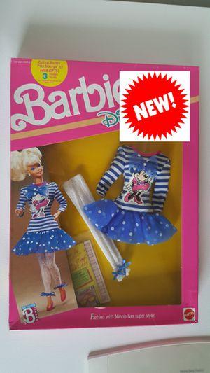 Barbie Disney Fashion 1989 Rare Firm for Sale in Alsip, IL