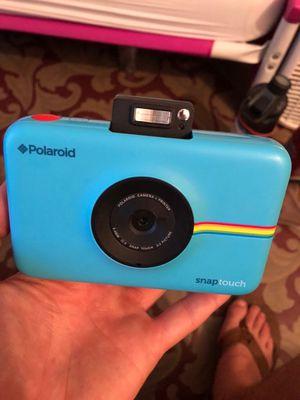 Polaroid snap touch (digital Polaroid camera) for Sale in Fall River, MA