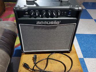 Acoustic G20 20amp guitar amp for Sale in Southfield,  MI