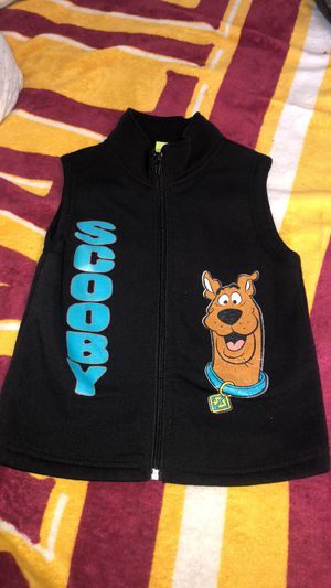 Scooby Doo vest 4T for Sale in Brook Park, OH