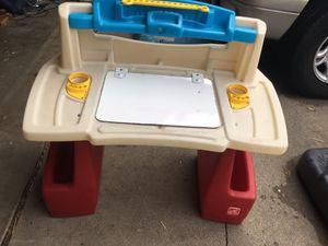 Step 2 kids office play desk for Sale in Dearborn, MI