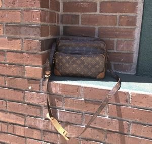 Louis Vuitton messenger bag (overnight) for Sale in Upland, CA