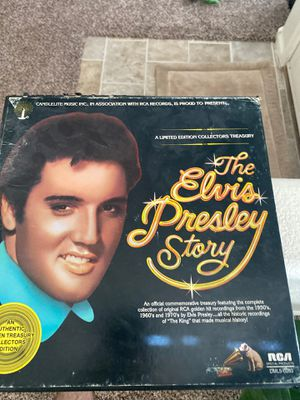 Elvis Presley story for Sale in Queen Creek, AZ