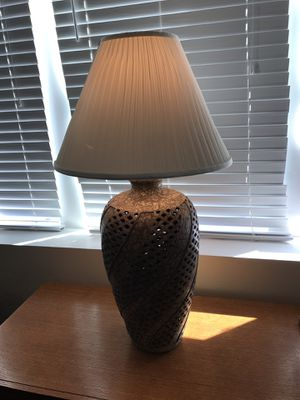 Large Table Lamp for Sale in St. Louis, MO