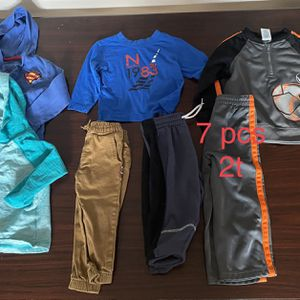 43 Pieces Boy Clothing 2-3t for Sale in Waltham, MA