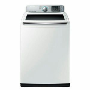 Washer - Samsung - WA50M7450AW - 5.0 cu. ft. Top - Load - New for Sale in Miami, FL