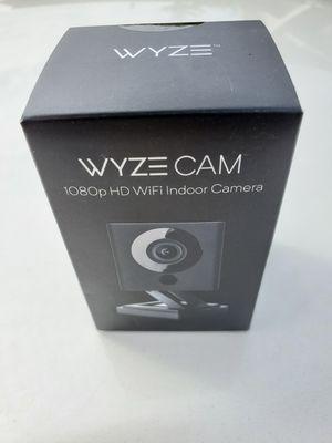 Wyze Camera V2 WiFi Smart Security Camera BLACK for Sale in Westminster, CA