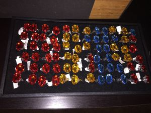 Never Been Used Costume Rings for Sale in Gulfport, FL
