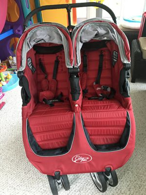 High Quality City Mini Double Jogging Stroller for Sale in Batsto, NJ