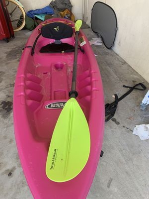 Used ONCE! Perfect condition kayak for Sale in San Diego, CA