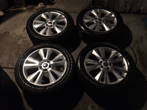 """Used wheels Side 20"""" 5-127 For jeep , Chrysler and dodge for Sale in San Diego, CA"""