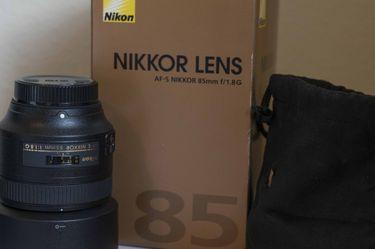 Nikon 85mm f/1.8 for Sale in East Wenatchee,  WA