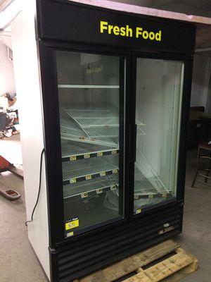 True 2 Glass Door Cooler for Sale in Chicago, IL