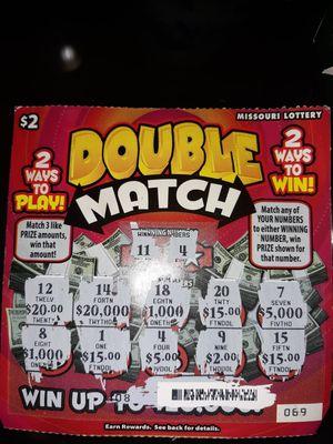 FREE winning ticket for Sale in Sheridan, CO