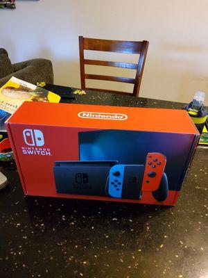 Nintendo switch console V2 for Sale in Alexandria, VA